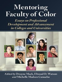 Cover Mentoring Faculty of Color