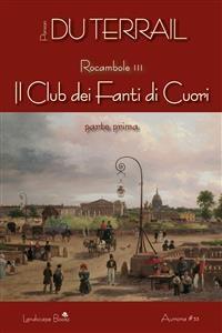 Cover Il Club dei Fanti di Cuori. Parte prima