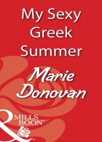 Cover My Sexy Greek Summer (Mills & Boon Blaze)