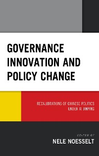 Cover Governance Innovation and Policy Change