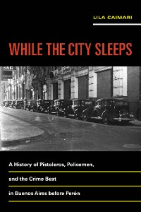 Cover While the City Sleeps