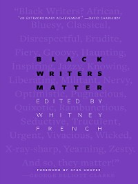 Cover Black Writers Matter