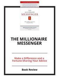 Cover The Millionaire Messenger