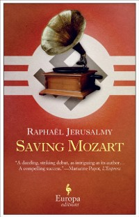 Cover Saving Mozart
