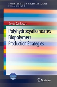 Cover Polyhydroxyalkanoates Biopolymers