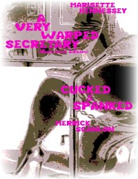 Cover A Very Warped Secretary (Illustrated Edition) - Cucked & Spanked