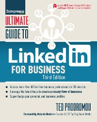 Cover Ultimate Guide to LinkedIn for Business