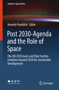 Cover Post 2030-Agenda and the Role of Space