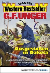 Cover G. F. Unger Western-Bestseller 2424 - Western