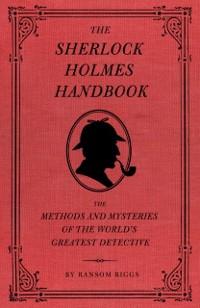 Cover Sherlock Holmes Handbook