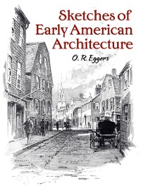 Cover Sketches of Early American Architecture