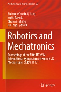 Cover Robotics and Mechatronics