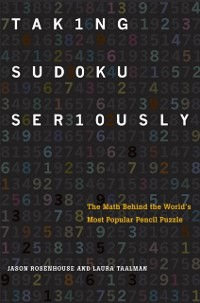 Cover Taking Sudoku Seriously