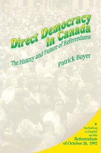 Cover Direct Democracy in Canada