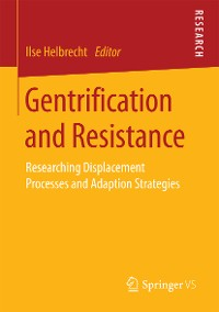 Cover Gentrification and Resistance