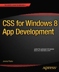 Cover CSS for Windows 8 App Development