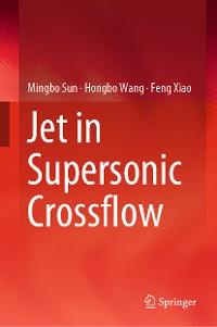 Cover Jet in Supersonic Crossflow