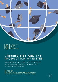 Cover Universities and the Production of Elites
