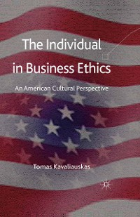 Cover The Individual in Business Ethics