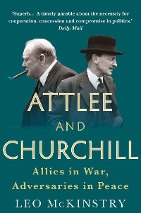 Cover Attlee and Churchill