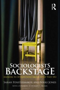 Cover Sociologists Backstage