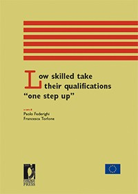 """Cover Low skilled take their qualifications """"one step up"""""""