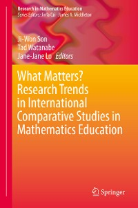 Cover What Matters? Research Trends in International Comparative Studies in Mathematics Education