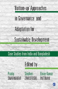 Cover 'Bottom-up' Approaches in Governance and Adaptation for Sustainable Development