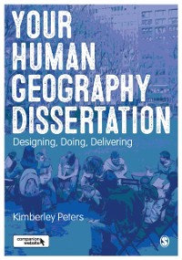 Cover Your Human Geography Dissertation