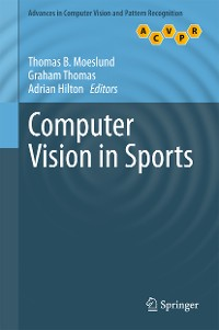 Cover Computer Vision in Sports