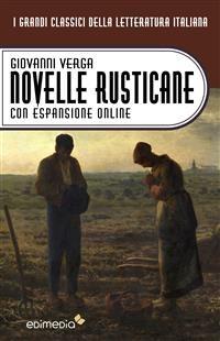 Cover Novelle rusticane