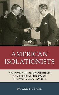 Cover American Isolationists