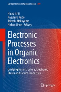Cover Electronic Processes in Organic Electronics
