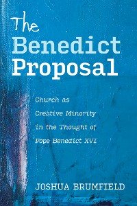 Cover The Benedict Proposal