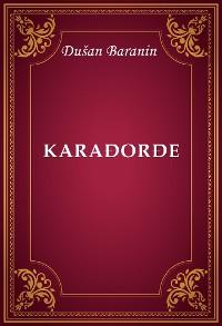 Cover Karađorđe