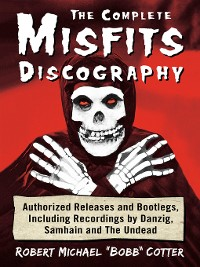 Cover The Complete Misfits Discography
