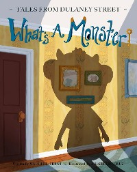 Cover What's a Monster?