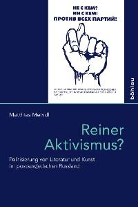 Cover Reiner Aktivismus?