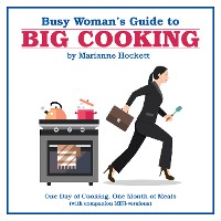 Cover Busy Woman's Guide to Big Cooking