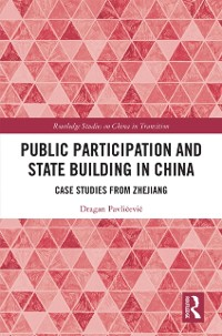 Cover Public Participation and State Building in China