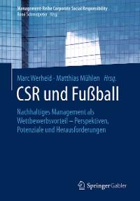 Cover CSR und Fußball