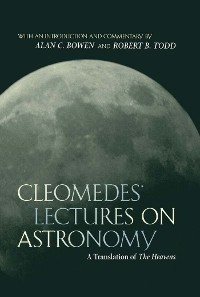 Cover Cleomedes' Lectures on Astronomy