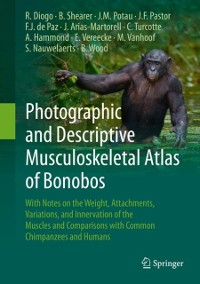 Cover Photographic and Descriptive Musculoskeletal Atlas of Bonobos