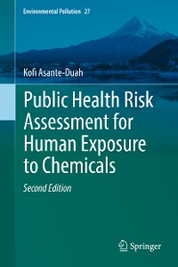 Cover Public Health Risk Assessment for Human Exposure to Chemicals