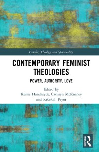 Cover Contemporary Feminist Theologies