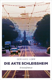 Cover Die Akte Schleißheim