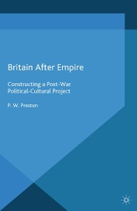 Cover Britain After Empire