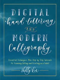 Cover Digital Hand Lettering and Modern Calligraphy