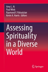 Cover Assessing Spirituality in a Diverse World