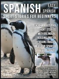 Cover Spanish Short Stories For Beginners (Easy Spanish)
